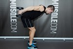 Standing Bent-Over One-Arm Dumbbell Triceps Extension