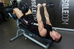Decline EZ-Bar Triceps Extension