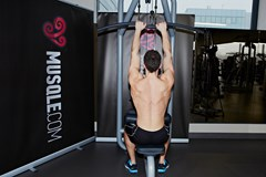 Close-Grip Front Lat Pulldown #1