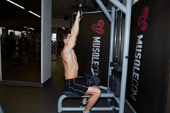 Close-Grip Front Lat Pulldown #3
