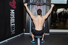Wide-Grip Pulldown #1